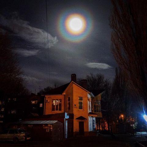 Ставропольчане могли наблюдать в небе редкий оптический феномен