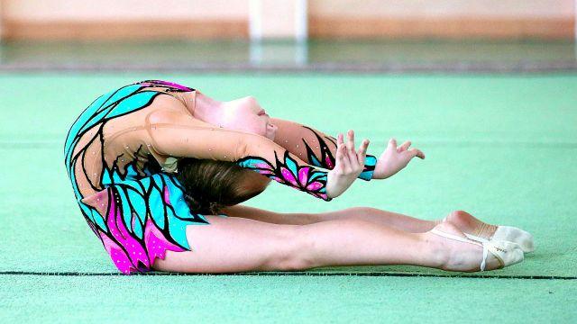 Ставропольчанки выиграли главные награды чемпионата края по художественной гимнастике