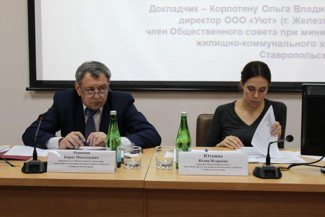 Ставропольские общественники выступили с инициативой разработки программы ускоренной замены лифтов