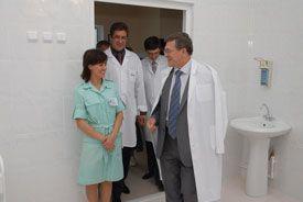 В больнице №3 открыто отделение «диабетической стопы»