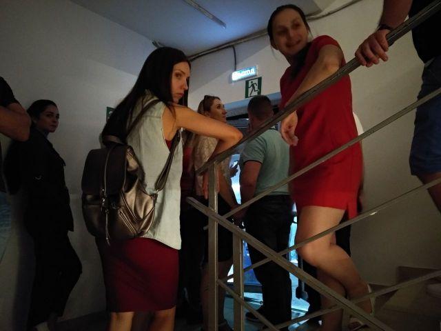 Посетители кинотеатра в Ставрополе обнаружили закрытые эвакуационные выходы во время пожарной тревоги