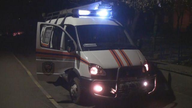 В Пятигорске ночью ликвидировали коммунальную аварию