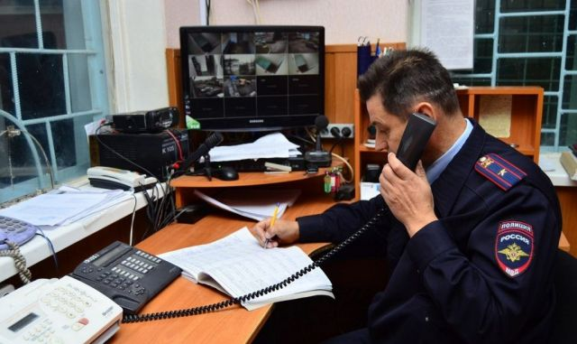 За сутки в полицию Ставрополья поступило более 1200 сообщений о преступлениях