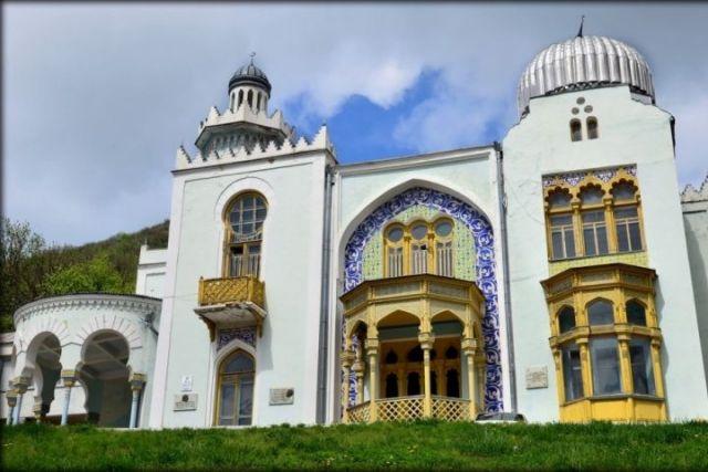 Дворец эмира Бухарского в Железноводске может превратиться в гостиницу