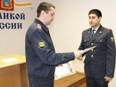 В Ессентуках прошли учебные сборы для полицейских