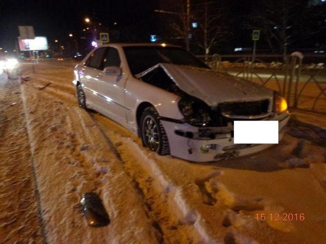 В Ставрополе водитель легковушки сбил 20-летнюю девушку