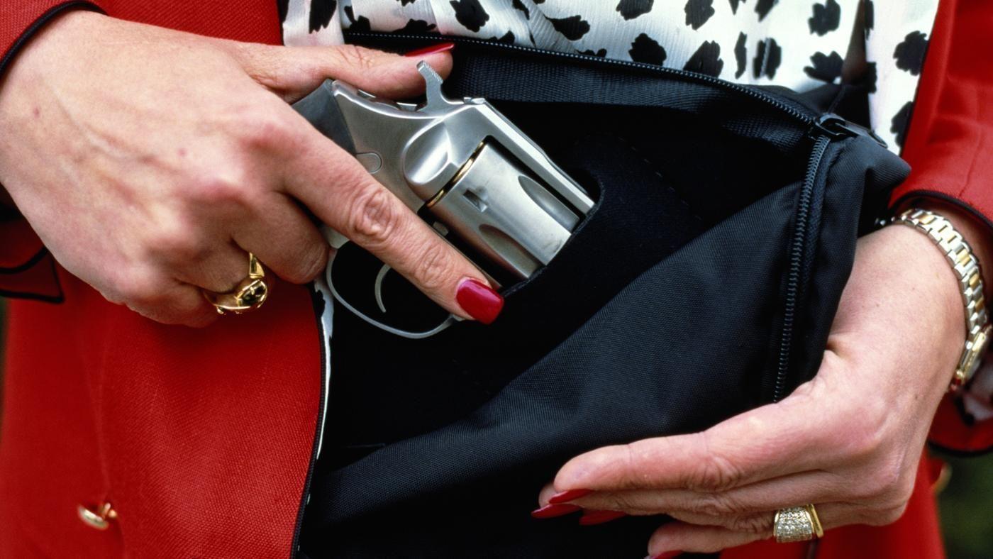 ВПятигорске женщина ранила себя револьвером иполучила срок