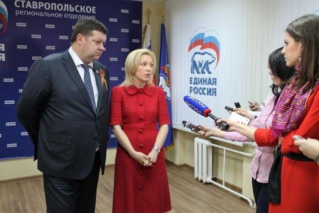 Ольга Тимофеева станет федеральным уполномоченным по проведению предварительного голосования на Ставрополье