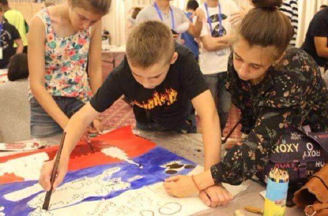Ставропольские школьники стали участниками международного лагеря в Китае