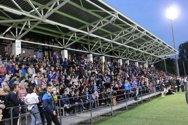 На Ставрополье открыли стадион, на котором будет тренироваться сборная Нигерии
