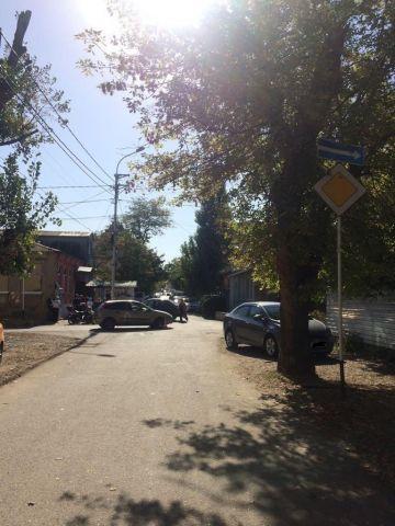 В Ставрополе столкнулись две легковушки, пострадал трёхлетний мальчик