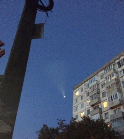 Жителей Ставрополья напугал неопознанный летающий объект