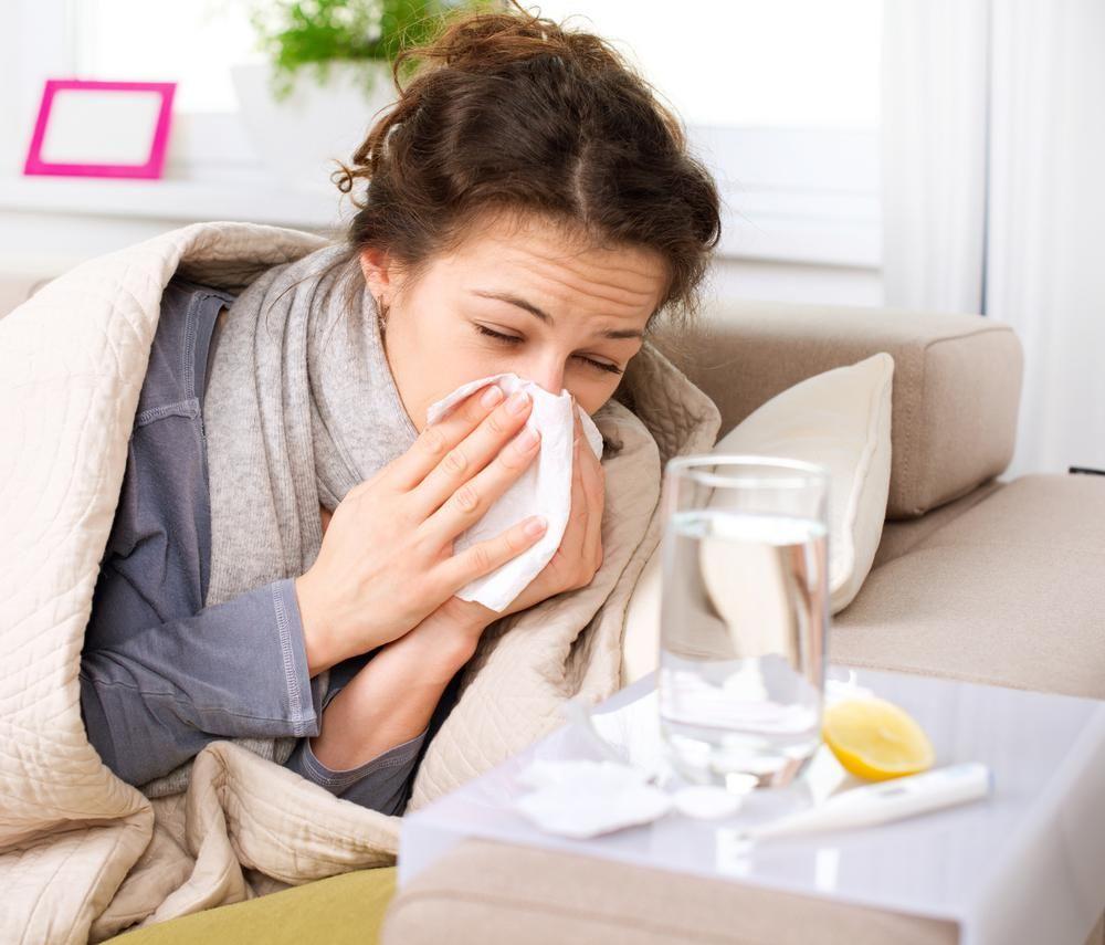 Более шести тысяч ставропольцев за неделю заболели ОРВИ