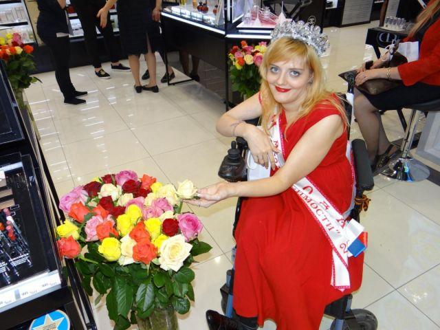 Жительница Ставрополья стала лауреатом всероссийского конкурса красоты