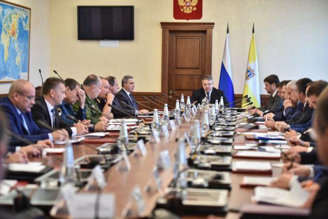 Глава Ставрополья поблагодарил правоохранительные органы за работу в День города