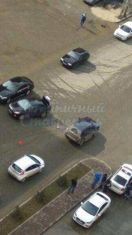 Водитель без прав сбил пешехода в Ставрополе