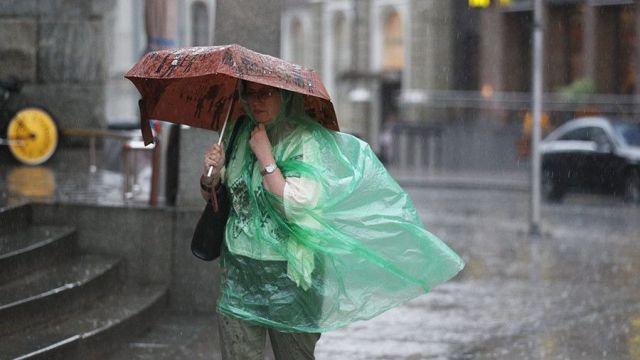 МЧС предупреждает: на Ставрополье прогнозируется сильный дождь в сочетании с грозой, градом и шквалистым ветром