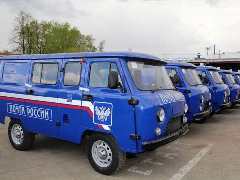 Первые 19 газомоторных почтомобилей появятся на Ставрополье в 2017 году