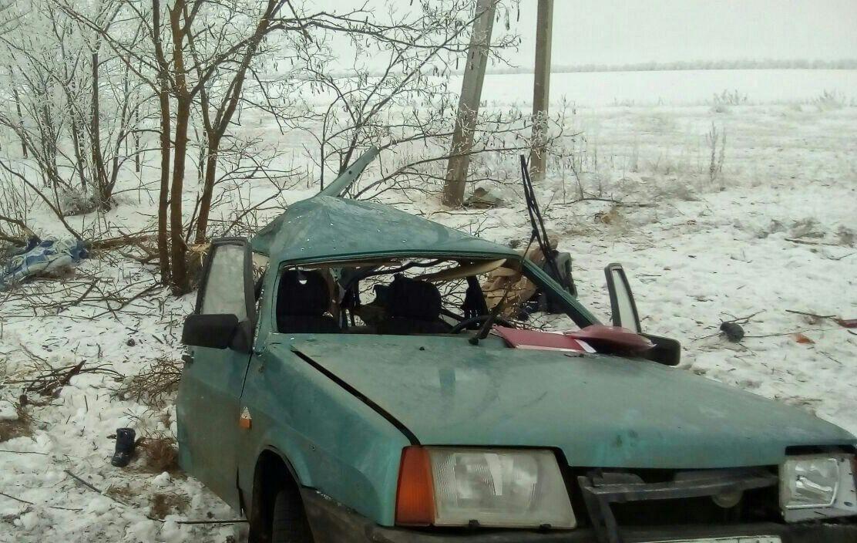 Двое детей погибли встрашном ДТП наСтаврополье