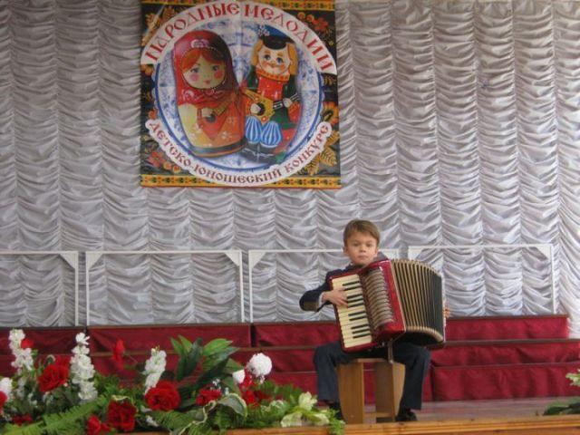 Краевой конкурс исполнительского мастерства «Народные Мелодии» определил лучших