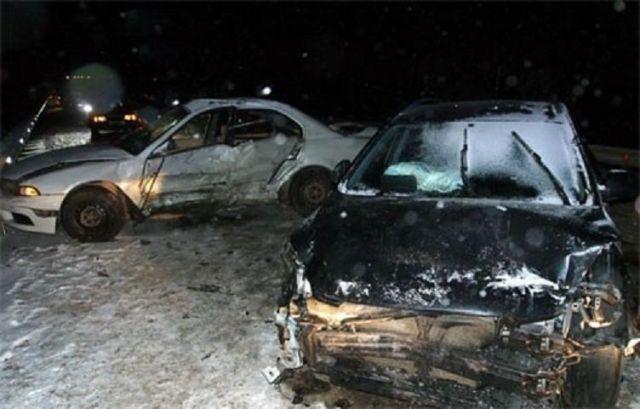 В тройном ДТП на Ставрополье погиб младенец