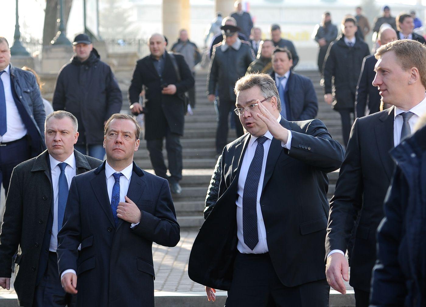 Власти Ставрополья попросили Дмитрия Медведева продлить программу развития туризма