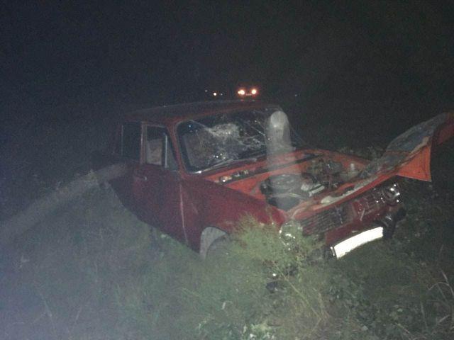 ДТП с тремя коровами и четырьмя автомобилями произошло в Левокумском районе