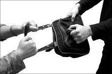 За кражу сумочки - штраф