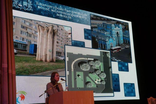 Жители Ставрополя выбрали пять проектов развития территории города
