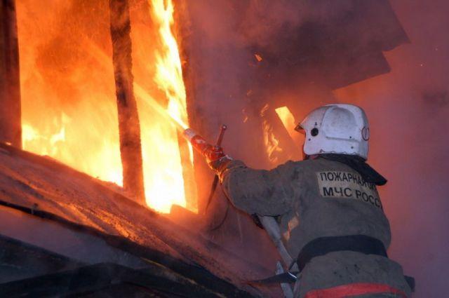 В Ставрополе проводят проверку по факту смерти пенсионерки при пожаре