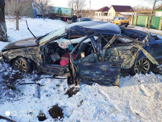 В ДТП на Ставрополье пострадали двое детей