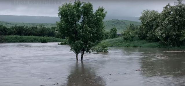 Опубликовано видео «Наводнение на Ставрополье глазами очевидцев»