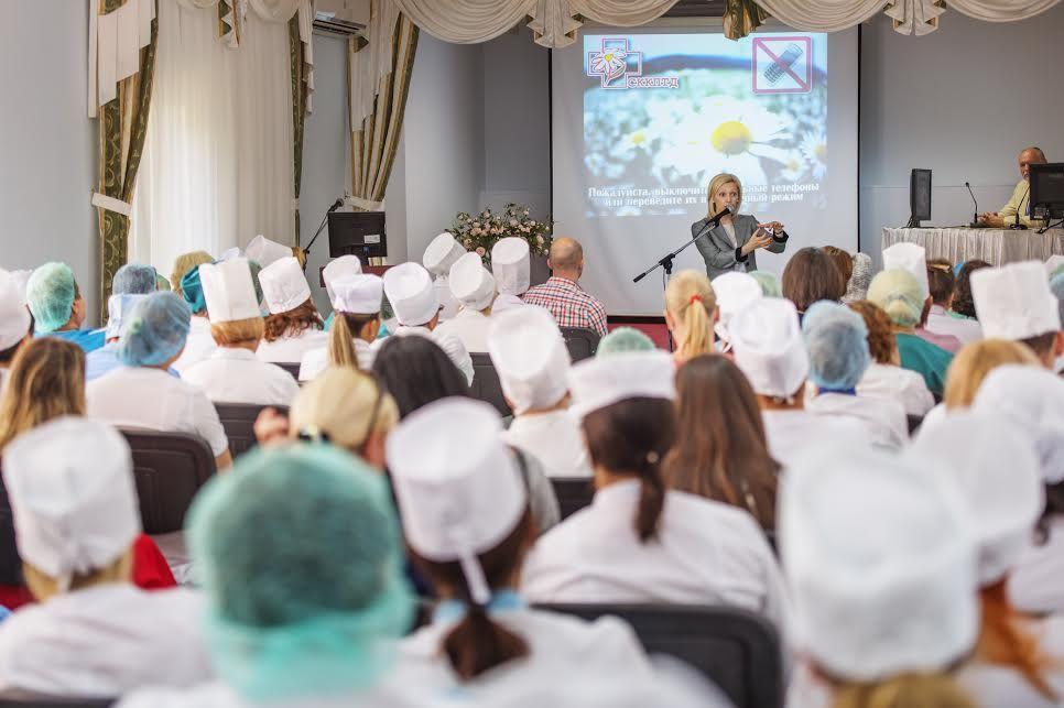 ВСтавропольский край поступят 24 кареты скорой помощи