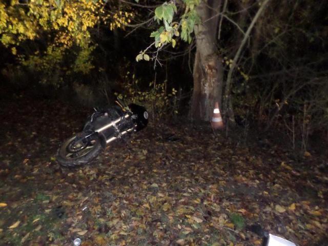 На Ставрополье мотоциклист без прав погиб в ДТП