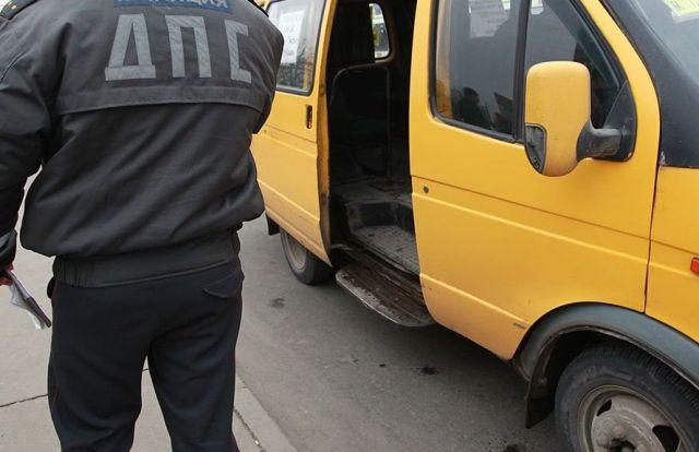 В Ставрополе водитель маршрутки сбил человека