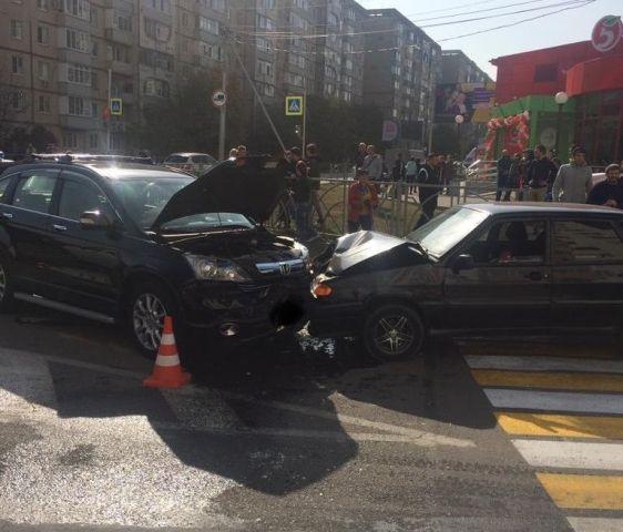 Устроившему потасовку водителю грозит лишение прав