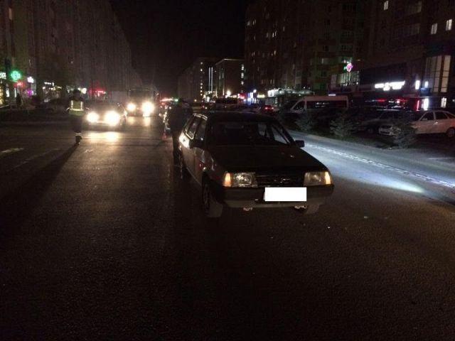 В Ставрополе под колёса легковушки попала 16-летняя девушка