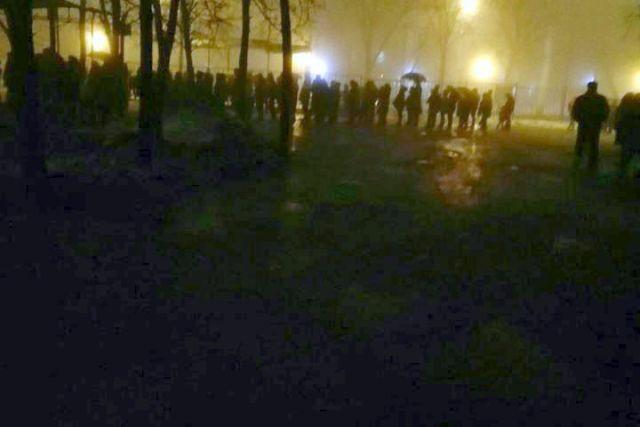 Накануне сотни жителей Михайловска не могли выехать из Ставрополя
