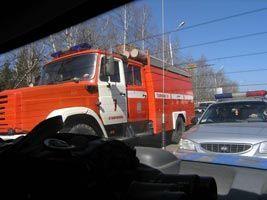 ГИБДД и пожарные наводят порядок на дорогах краевого центра