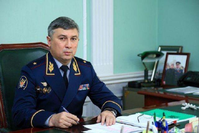 Анзор Ирисханов назначен новым начальником УФСИН по Ставропольскому краю