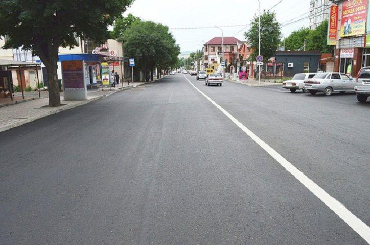 Во всероссийском рейтинге качества дорог Ессентуки обогнали Екатеринбург и Новороссийск