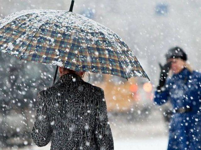 На Ставрополье 9 февраля ожидаются сильные осадки, местами мокрый снег