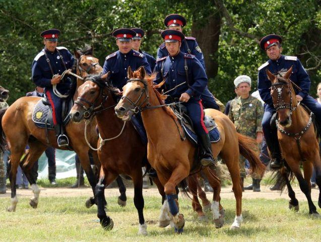Ставропольские казаки отправятся в Сирию