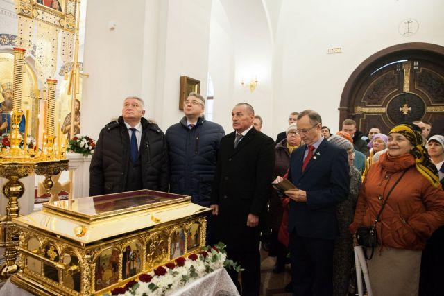 Собор святого равноапостольного князя Владимира освятили в Ставрополе