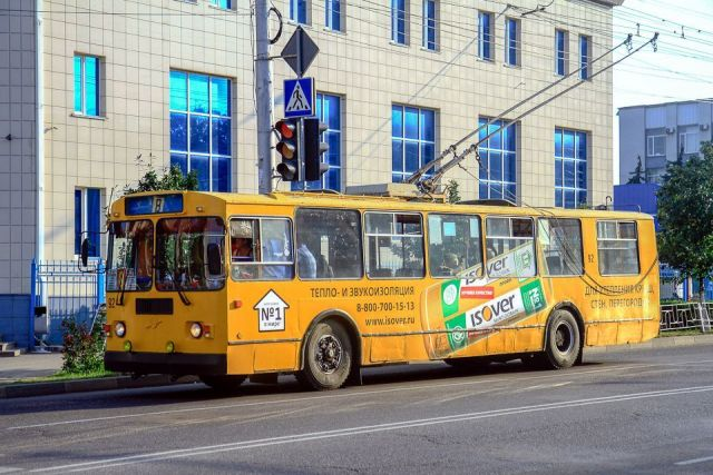 Ставропольский муниципалитет спас от банкротства троллейбусное предприятие