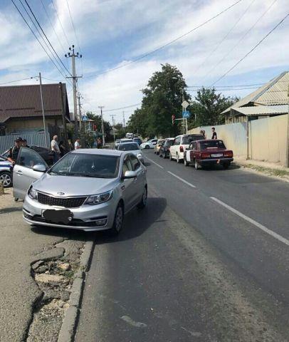 На Ставрополье водитель легковушки насмерть сбил ребёнка