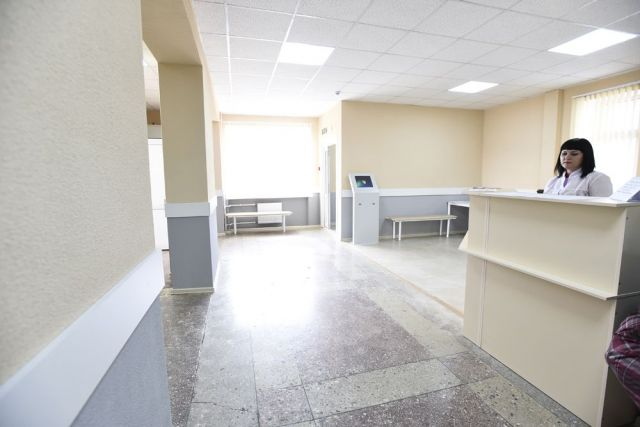 В ставропольском селе завершили капитальный ремонт амбулатории