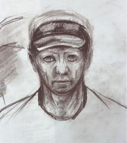 Составлен фоторобот мужчины, подозреваемого в убийстве водителя, обрызгавшего его водой из лужи
