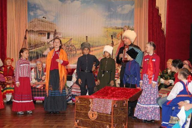 Ставропольские вокалисты привезли из Сочи золото