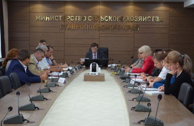 На Ставрополье изменился порядок субсидирования аграриев
